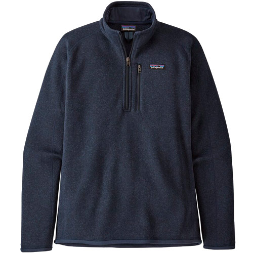 Patagonia Better Sweater Fleece 1/4 zip Navy
