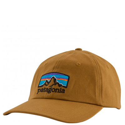 Patagonia Fitz Roy Trad Cap Brown