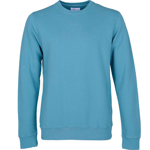 Colorful Standard Classic Crew Blue