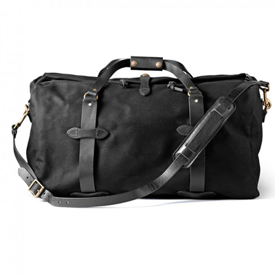Filson Duffle Medium Black