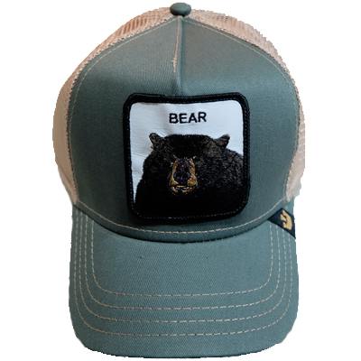Goorin Black Bear Olive