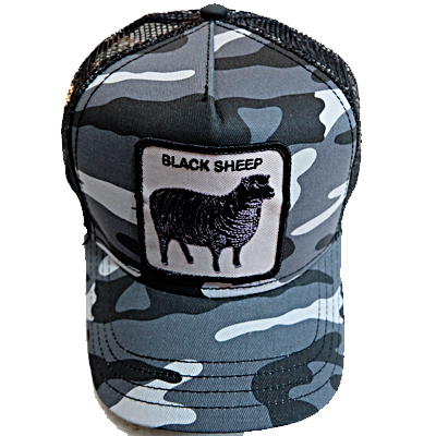 Goorin Cap Sheep Camo