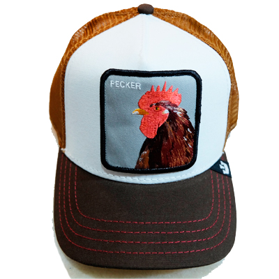 Goorin Cap Pecker Honey