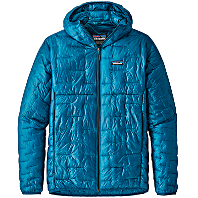 Patagonia Micro Puff Hoody Ms Blue