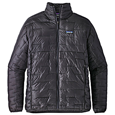 Patagonia Micro Puff Ms Forge Grey