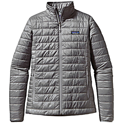 Patagonia Nano Puff Ws Feather Grey