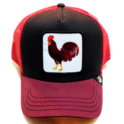 Goorin Red Cock