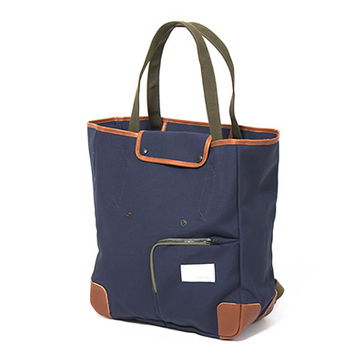Canvas 2way Tote